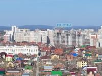 叶卡捷琳堡市, Yasnaya st, 房屋 31. 公寓楼