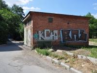 Yekaterinburg, Yasnaya st, service building