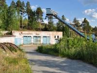 叶卡捷琳堡市, 30-метровый трамплинZimnyaya st, 30-метровый трамплин