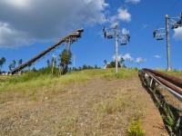 Yekaterinburg, 70-метровый трамплинZimnyaya st, 70-метровый трамплин