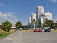 Yekaterinburg, Tatishchev str, house 49. Apartment house