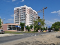 Yekaterinburg, Tatishchev str, house 58. Apartment house