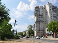 Yekaterinburg, Tatishchev str, house 62. Apartment house
