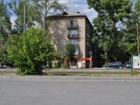 Yekaterinburg, Tatishchev str, house 70. Apartment house