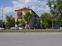 Yekaterinburg, Tatishchev str, house 72. Apartment house