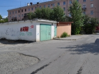 Yekaterinburg, Tatishchev str, garage (parking)