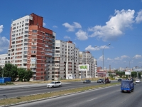 neighbour house: str. Tokarey, house 24. Apartment house