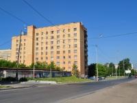 叶卡捷琳堡市,  , house 29. 宿舍