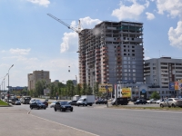 Yekaterinburg, Tokarey str, building under construction