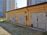 Yekaterinburg, Repin st, garage (parking)
