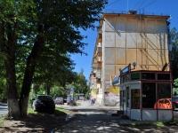 Екатеринбург, улица Академическая, дом 13. многоквартирный дом