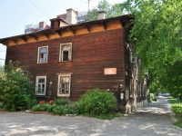 neighbour house: st. Botanicheskaya, house 13. Apartment house