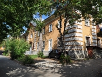 Yekaterinburg, alley Otdelny, house 8А. Apartment house