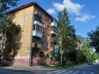 Екатеринбург, улица Педагогическая, дом 17. многоквартирный дом