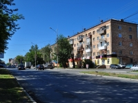 Yekaterinburg, Zabodskaya st, house 16. Apartment house