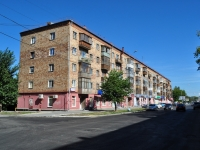 Yekaterinburg, Zabodskaya st, house 30. Apartment house
