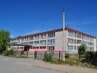 neighbour house: st. Zabodskaya, house 36Б. school №163