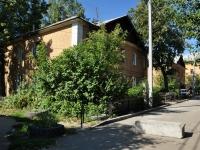 Yekaterinburg, st Zabodskaya, house 15А/4. Apartment house