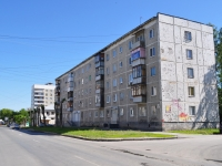 Yekaterinburg, Zabodskaya st, house 43/1. Apartment house