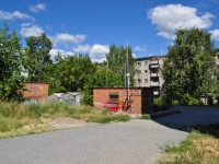 Екатеринбург, улица Заводская, хозяйственный корпус