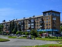 叶卡捷琳堡市,  , house 1. 公寓楼