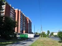 叶卡捷琳堡市, Kirov st, 房屋 9. 公寓楼