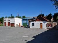Yekaterinburg, Kirov st, service building