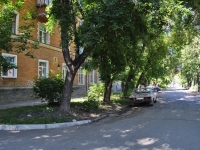 Yekaterinburg, Simbirsky alley, house 7. Apartment house