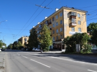 neighbour house: avenue. Ordzhonikidze, house 4. Apartment house