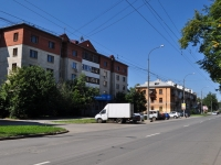 neighbour house: avenue. Ordzhonikidze, house 17А. Apartment house