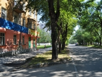 Yekaterinburg, Ordzhonikidze avenue, house 17. Apartment house