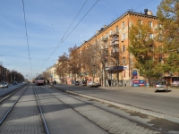 Екатеринбург, улица 40 лет Октября, дом 2. многоквартирный дом