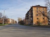 Екатеринбург, улица 40 лет Октября, дом 6. многоквартирный дом
