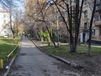 Екатеринбург, улица 40 лет Октября, дом 19. многоквартирный дом