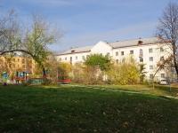 Екатеринбург, улица 40 лет Октября, дом 21. многоквартирный дом