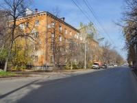 Екатеринбург, улица 40 лет Октября, дом 25. многоквартирный дом