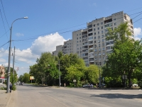 Yekaterinburg, 40 let Oktyabrya st, house 46. Apartment house