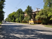Yekaterinburg, 40 let Oktyabrya st, house 55. Apartment house