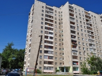Yekaterinburg, 40 let Oktyabrya st, house 56. Apartment house