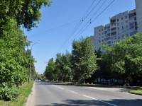 neighbour house: st. 40 let Oktyabrya, house 58. Apartment house