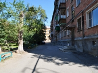 Yekaterinburg, 40 let Oktyabrya st, house 65. Apartment house