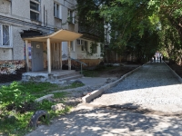 Yekaterinburg, 40 let Oktyabrya st, house 78. Apartment house