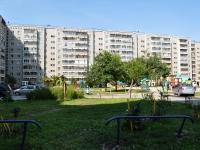 叶卡捷琳堡市, 40 let Oktyabrya st, 房屋 86. 公寓楼
