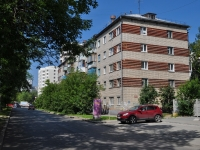 neighbour house: st. Kirovgradskaya, house 22. Apartment house