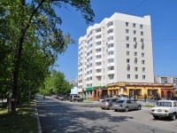 Yekaterinburg, Kirovgradskaya st, house 28. Apartment house