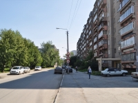 Yekaterinburg, Kalinin st, house 31. Apartment house