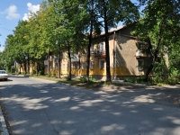 neighbour house: st. Kalinin, house 72. Apartment house