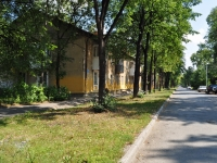 Yekaterinburg, Kalinin st, house 72. Apartment house