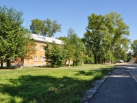 neighbour house: st. Kalinin, house 73. Apartment house