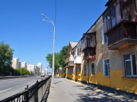neighbour house: st. Bakinskikh Komissarov, house 30. Apartment house